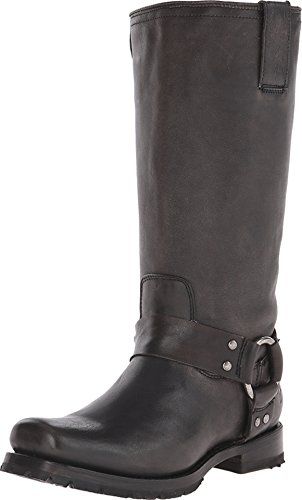 Ladies Harness Boots - 8