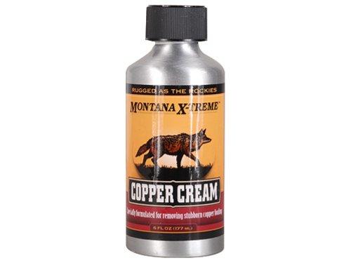 Montana X-Treme Copper Cream 6 oz. Bottle