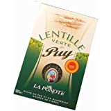 La Ponote Lentilles Vertes du Puy (Grüne Linsen), 500g