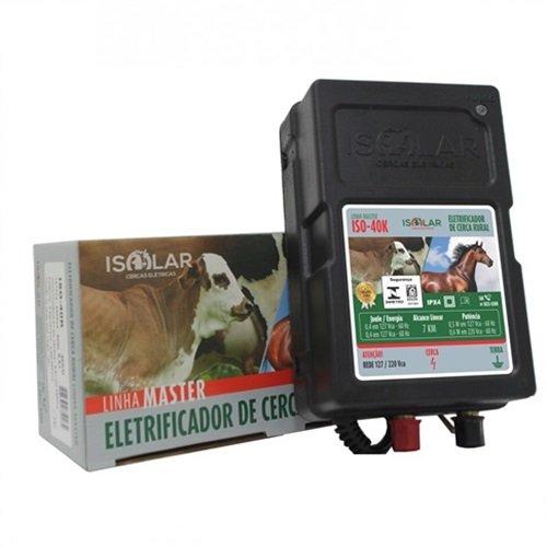 Eletrificador Rural 12V cerca pet caes