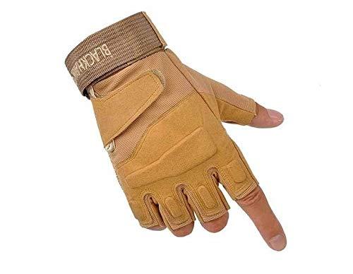 GALIOK Handschuh Outdoor-Sporthandschuhe Wandern Camping Tackle Handschuhe L Kaffee Handschuhe Herren