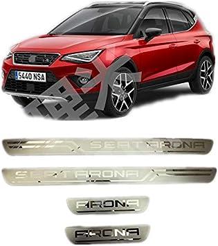 Battitacco in acciaio inox per Arona porticina Scuff Plate door sill accessori