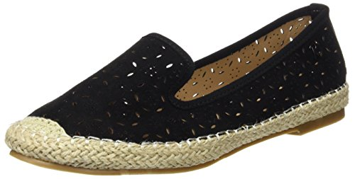 Espadrillas Donna 063529 Negro Black Nero Refresh w5ESqp