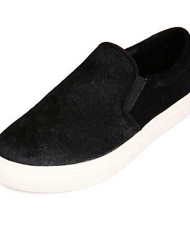 ZQ Zapatos de mujer - Tacón Plano - Comfort / Punta Redonda - Mocasines - Exterior
