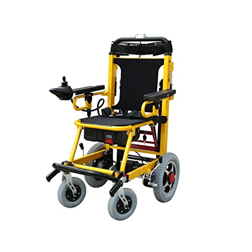Electric Handtruck Stair Climber - Motorized Heavy Duty Hand Truck Cart-Stair Lift-Stair Chair Aluminum Light Weight Ambulance Medical Lift