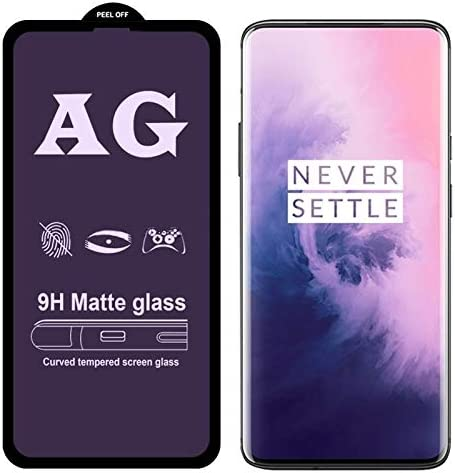 Leya Screen Protector 25 PCS AG Matte Anti Blue Light Full Cover Tempered Glass for OnePlus 6 Mobile Phone Accessories