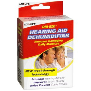 PACK OF 3 EACH HEARING AID DEHUMIDIFIER 1EA PT#7957310587 by Marble Medical