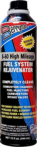 Berryman 7516 High Mileage Fuel System Rejuvenator, Pour Can 15 fl.oz