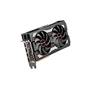 SAPPHIRE 11293-01-20G Radeon Pulse RX 5700 Xt 8GB GDDR6 HDMI/ TRIPLE DP OC w/ Backplate (UEFI) PCIe 4.0 Graphics Card