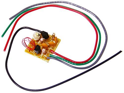 Fm Telephone Bug - Elenco  Telephone Bug Soldering Kit  [ SOLDERING REQUIRED ]