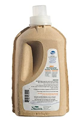 Nattura Concentrated, Non-irritant, Dye-free, Biodegradable, Eco-friendly, Non-carcinogenic, Liquid Laundry Detergent