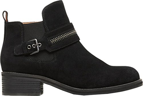 Women's Leather Cole Bootie Gentle Souls Ankle Leather Kenneth By Black Penny Z7xqIT