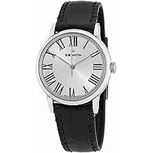 Zenith Elite Automatic Silver Dial Ladies Watch 03.2330.679/11.C714