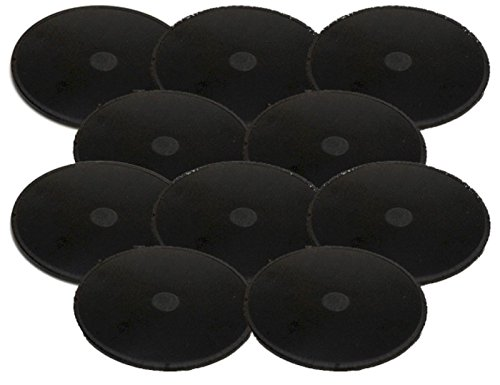 10 x OEM TomTom GPS Adhesive Suction Mount Car Dash Disk Pads XXL VIA GO ONE XL 10 -