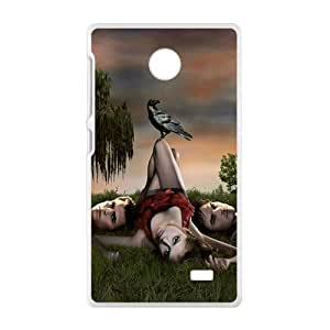 HGKDL vampirski dnevnici Phone Case for Nokia Lumia X