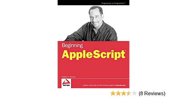 Apple Script for Starting and Ending Presentations / Classes