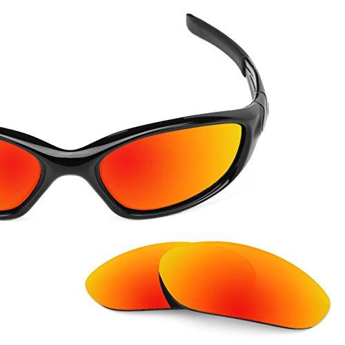 Polarizados De Lentes Minute 0 Para Fuego Mirrorshield Oakley Opciones Elite Rojo Múltiples — 2 Repuesto vqxUTqfa