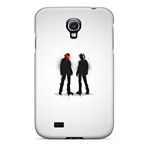High-quality Durable Protection Case For Galaxy S4(daft Punk Artwork)