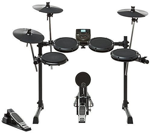 Alesis DM6 Nitro Kit | Eight-Piece Compact Beginner Electronic Drum Set with 8' Snare, 8' Toms, & 12' Cymbals