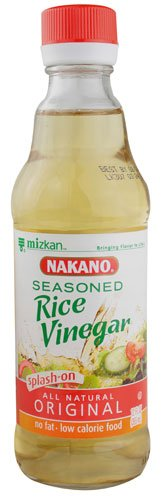 Nakano Rice Vinegar Seasoned Original -- 12 fl oz - 3PC by Nakano