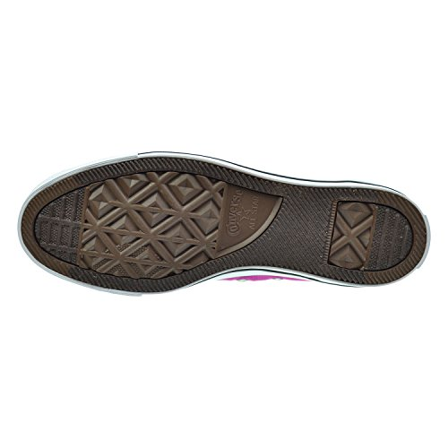 Omgekeerde Unisex Chuck Taylor All Star Lage Top Kunststof Roze Sneakers - Us Heren 3.5 / Us Dames 5.5
