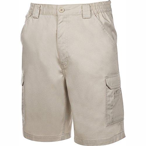Weekender® Side Elastic Compass Shorts STONE BEIGE (Pocket Weekender)