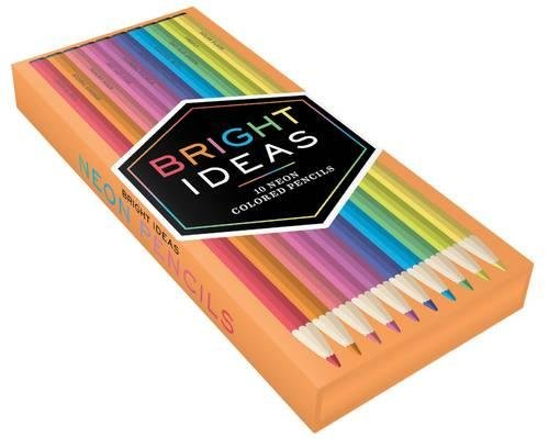 neon colored pencils - 3