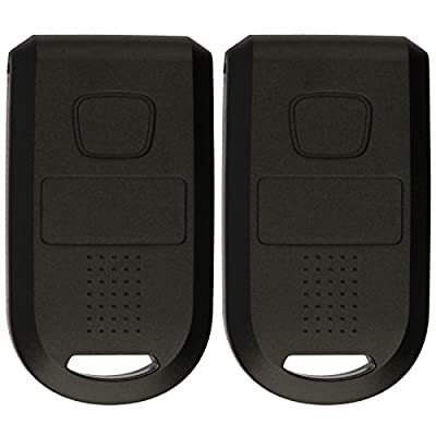 KeylessOption Keyless Entry Remote Car Key Fob for OUCG8D-399H-A (Pack of 2): Automotive