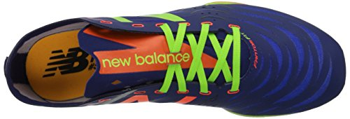 New Balance Mens Md800v4 Spikskor Skor Blå / Lime