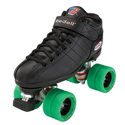 Riedell R3 Demon Boys Speed Roller Skates 2017 - 2.0