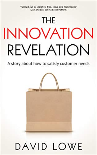 "Image result for amazon innovation revelation david lowe"""
