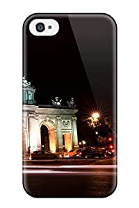 New Arrival Cover Case With Nice Design For Iphone 4/4s- Puerta De Alcal??