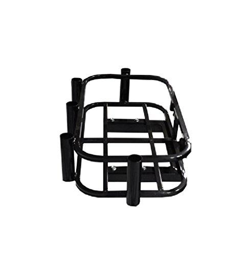 Rod Hitch - Universal Hitch Mount Cooler & Rod Holder Rack