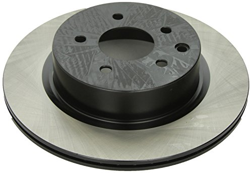 Centric Parts 120.42088 Premium Brake Rotor with E-Coating (Infiniti G35 Rotors)