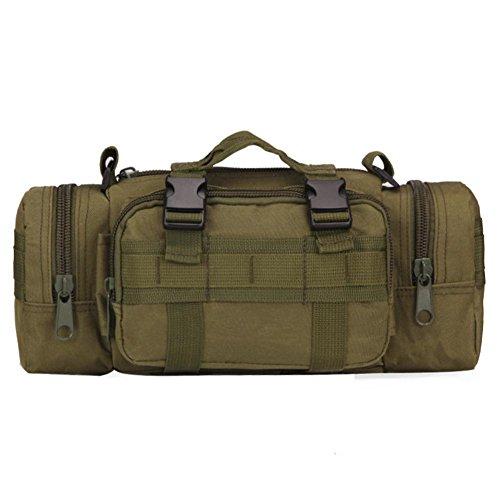 Borsa Campeggio Escursionismo militari Tasche C tattiche camuffamento Spalla Uomo BYSTE da X0q47Y