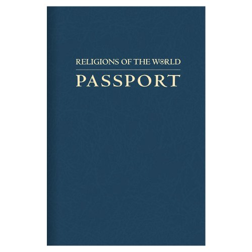 Religions of the World Passport