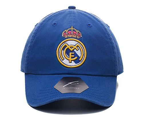 Real Madrid Officially Licensed Adjustable Dad Hat