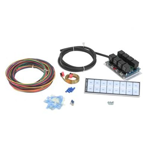 auto rod controls 3700 wiring diagram auto wiring diagrams amazon com auto rod controls 8000r overhead control module