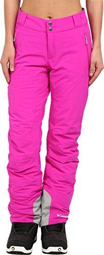 Columbia Millennium Blur II Womens Ski Pants Small Groovy Pink