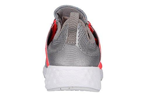 Reflective Cruz Para Running De Foam Mujer Zapatillas Sport Balance Gris New Fresh Pack OnvFYF