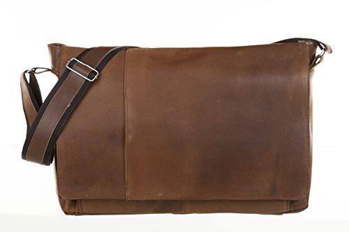 Edelnice Trachtenmode , Borsa Messenger  marrone marrone