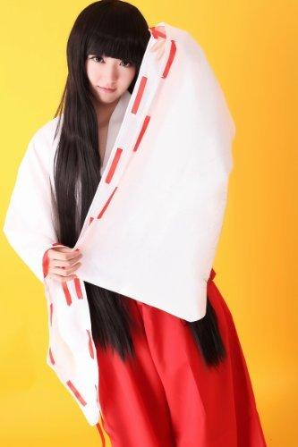 disfraz cosplay Miko