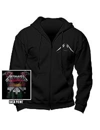 Metallica Men's Master of Puppets Hoodie Black
