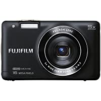 Fujifilm FinePix JX660 16 MP Digital Camera with 3.0-Inch LCD (Black)