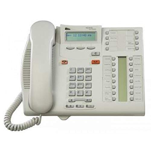 T7316e Phone System - Nortel T7316E Digital Telephone Platinum (Certified Refurbished)