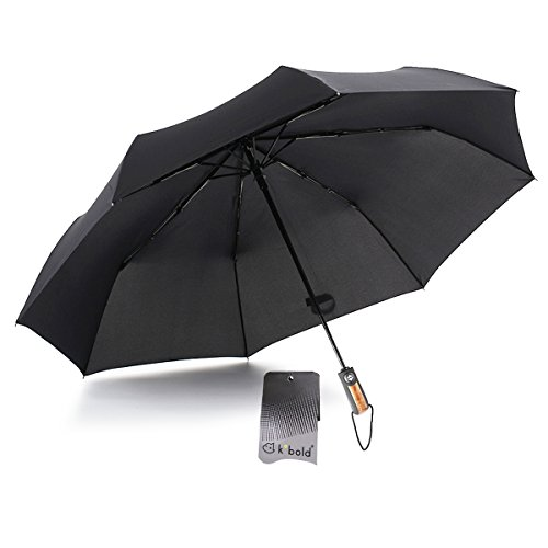 Kobold 70mph Windproof Umbrella 8 Ribs Oversized Automatic Compact St Valentine's Day Gifts