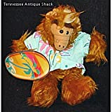 The Many Faces of Alf: Plush Surfer Hand Puppet