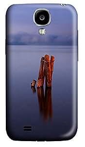Samsung S4 Case Calm lake 2 3D Custom Samsung S4 Case Cover