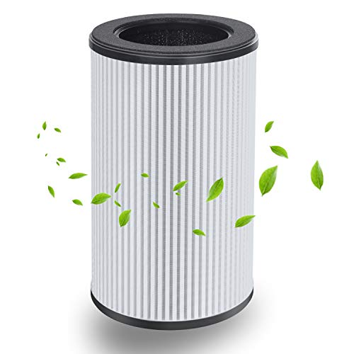 🥇 FAMTOP Air Purifier Replacement Filter Household 99.5% Pm2.5 Removal Rate