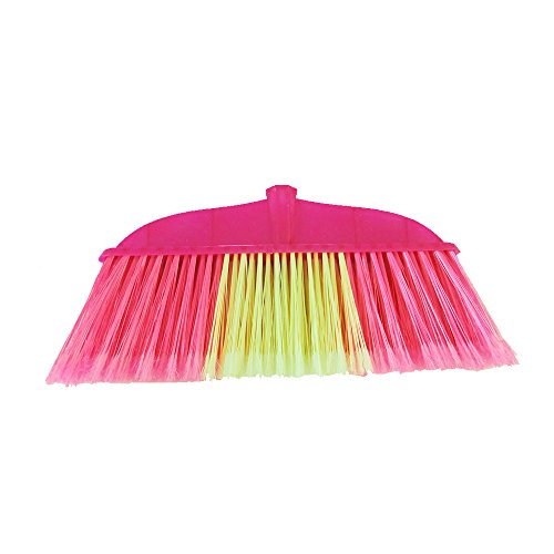 Broom head, plastic home broom head
